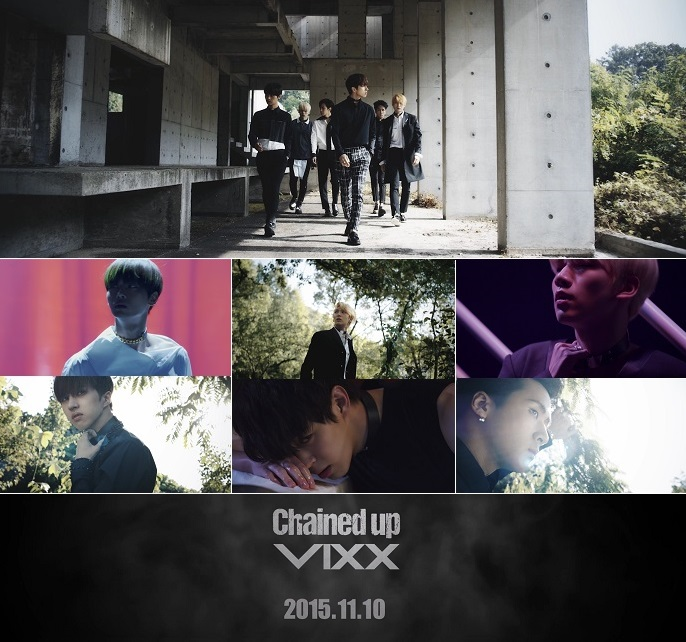 Chained Up Album Cover