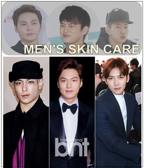 Thirty' The Golden Age of Men's Skin & Charm – T O P, Lee