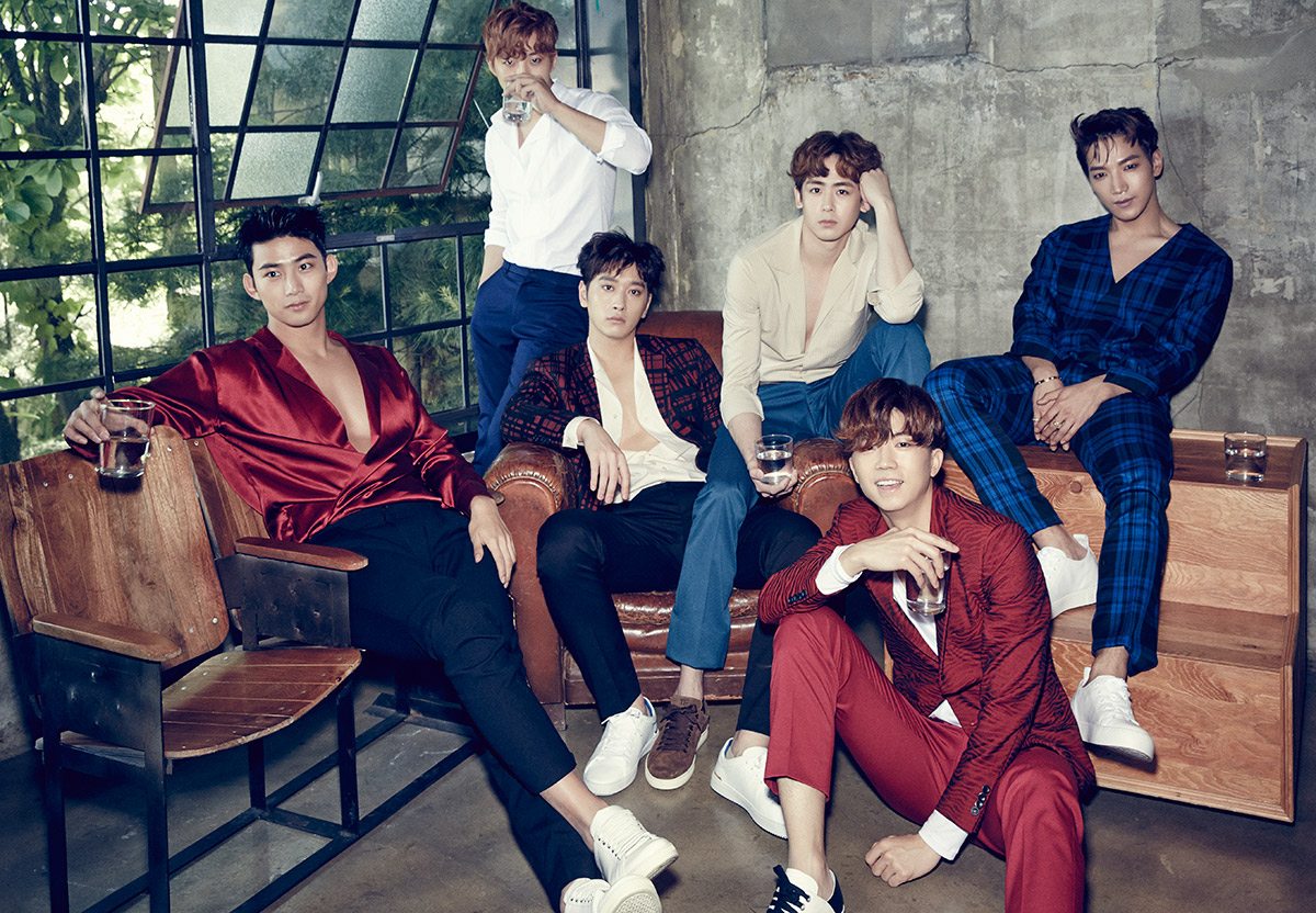 2PM 'GALAXY OF 2PM' tops the latest Oricon Weekly Chart! | NZ