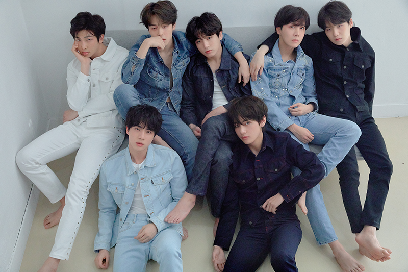 BTS was the only Korean who was included in U.S. TIME magazine's 'The 25 Most Influential People on the Internet' list. Others on the list include Rihanna, Donald Trump, Kanye West, and Kylie Jenner.