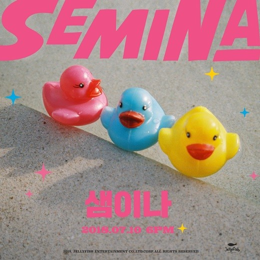 Gugudan\'s Seojeong, Mina and Nayoung have formed a new unit called SEMINA!