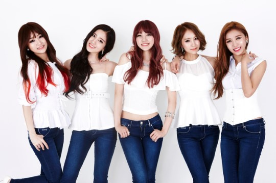 On July 26, girl group TAHITI's members revealed that they have decided to disband after discussing with the company.