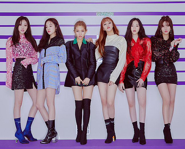 (G)I-DLE will return only 3 months after 'LATATA.'