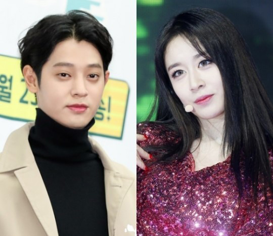 Singer Jung Joon Young and T-ARA\'s Jiyeon were caught up in a dating rumor for the second time.
