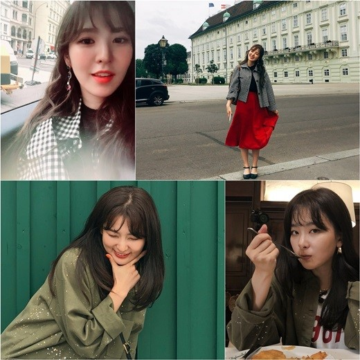 Red Velvet's Wendy and Seulgi will travel to Vienna, Europe's cultural capital and city of music and art!