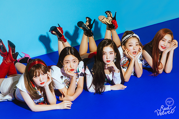 Red Velvet kicked off its world tour with \'REDMARE\' concert in Seoul.