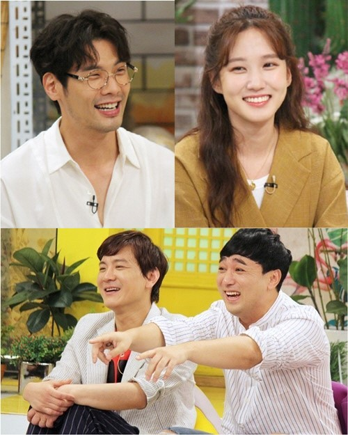 Tonight\\\'s episode of \\\'Happy Together\\\' features the \\\'Between Horror & Humor\\\' Special, starring actors Choi Daniel, Park Eun Bin and comedians Jeong Seongho and Hwang Jeseong.