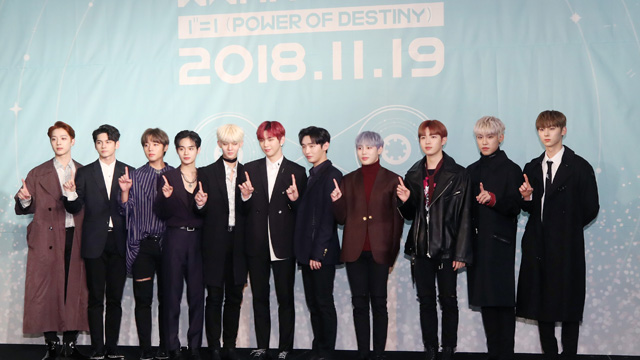 Wanna One, facing their imminent disbandment, released their first and last full-length album '1¹¹=1(POWER OF DESTINY)' on November 19.