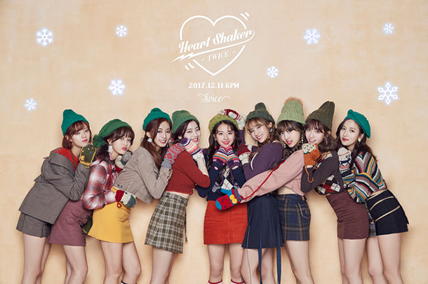 TWICE will not be promoting the album on television broadcasts.