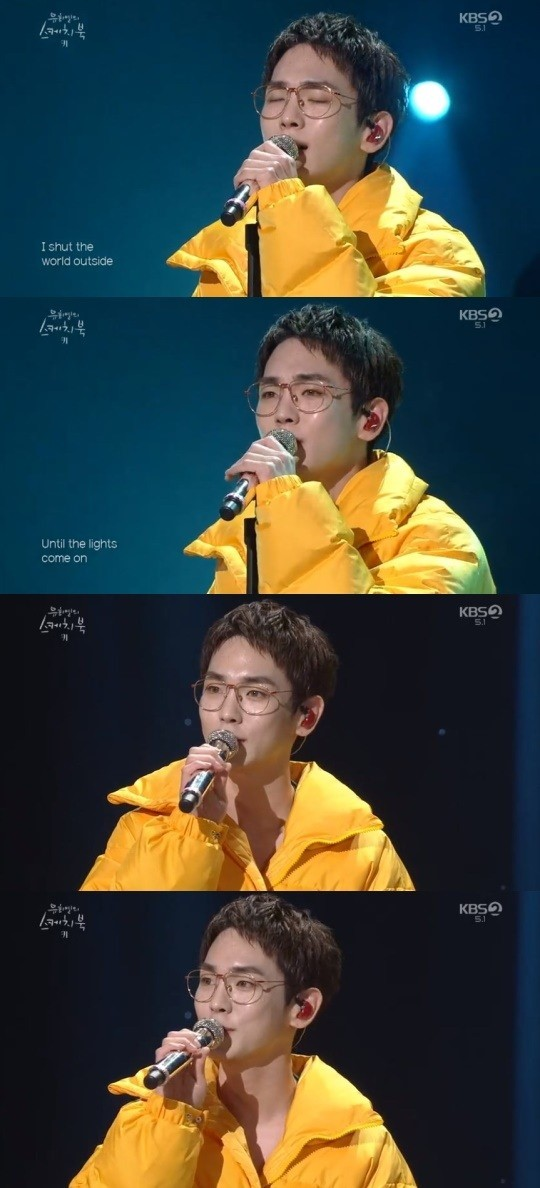 SHINee\'s Key appears on \'Yu Huiyeol\'s Sketchbook\' f
