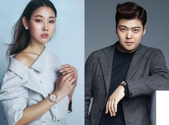 On December 10, the agencies of Jeon Hyun Moo and Han Hyejin officially denied the rumor that the couple broke up.