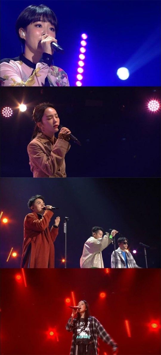 The upcoming episode of \'Yu Huiyeol\'s Sketchbook\' invites Younha, Song So Hee & 2nd Moon, SoulstaR, and Jinsil. Younha is very fond of Yu Huiyeol, and she has prepared a special gift for him, wishing him a healthy and long life. She starts out by singing \'Waiting\', a song that has been loved by many for more than 10 years. She says that she won a silver medal with the song and shares the anecdote of how she got to become a medalist with it. She reveals that she has more than 60 songs that have not been released. Secondly, the genius Korean traditional folk song singer Song So Hee and ethnic fusion band 2nd Moon will show a unique collaboration performance. Song So Hee reveals that she reached out to 2nd Moon herself asking them to collaborate. 2nd Moon\'s member Kim Hyun Bo says that he owns more than 100 different kinds of instruments like patica, bones, and Uilleann pipes, and he has plays some of those rare instruments on stage. SoulstaR, the three guys who aspire to become Korea\'s Boyz II Men, perform \'Only One For Me\' and \'Call My Name.\' Member Lee Gyuhoon (Glenn) says that he won the first place at a singing competition over JYJ\'s Kim Junsu when he was young. Lastly, although her voice is familiar to us through films, commercials and Mad Soul Child\'s vocalist Jinsil appears on a talk show for the first time in 9 years since her debut, which is why her voice sounds very nervous on the show. She says that she decided to appear on \'Sketchbook\' thanks to the support from people around her who gave her courage. [Yu Huiyeol\'s Sketchbook] Showtime : Sat 16:35 |Re-run: Thu 16:50, Fri 10:30 (Seoul, UTC+9)