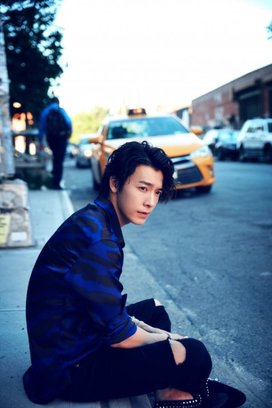 Super Junior's Donghae cast as lead in 'Asian Ghost Project'