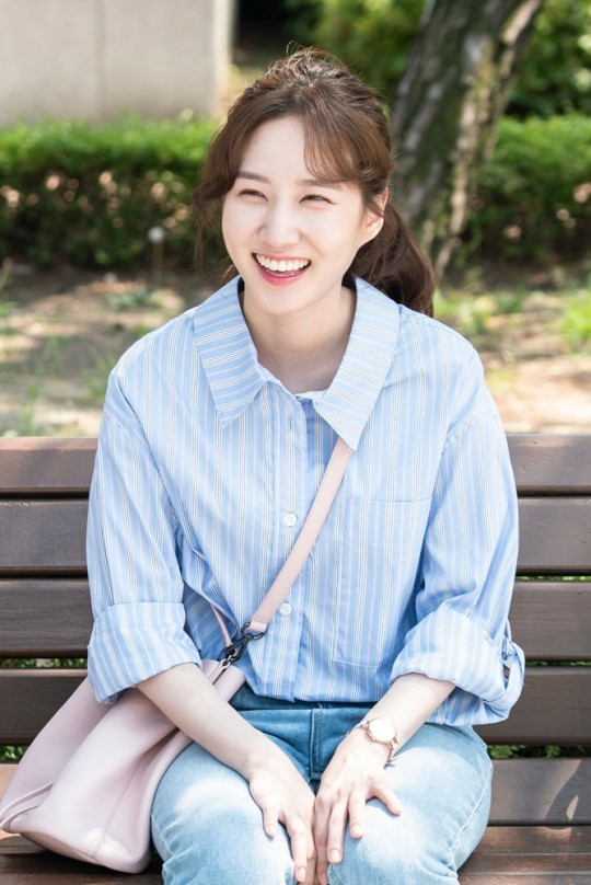 Park Eun Bin is scared of horror, but why did she pick